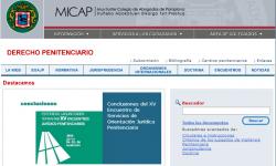 Derecho Penitenciario MICAP
